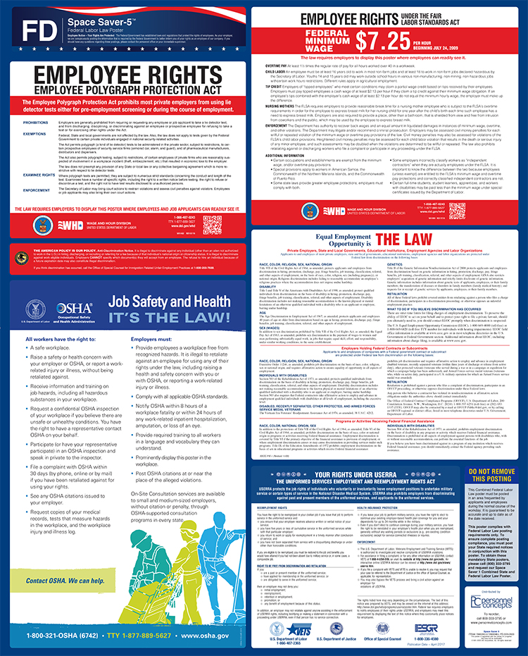 federal-labor-law-poster-from-Personnel-Concepts