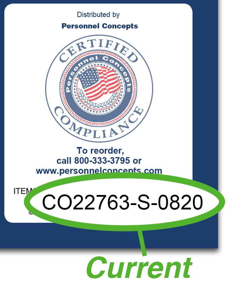 Colorado  Compliance  Checklist  Spanish  Edition