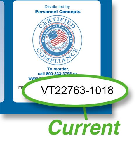 Vermont  Compliance  Checklist